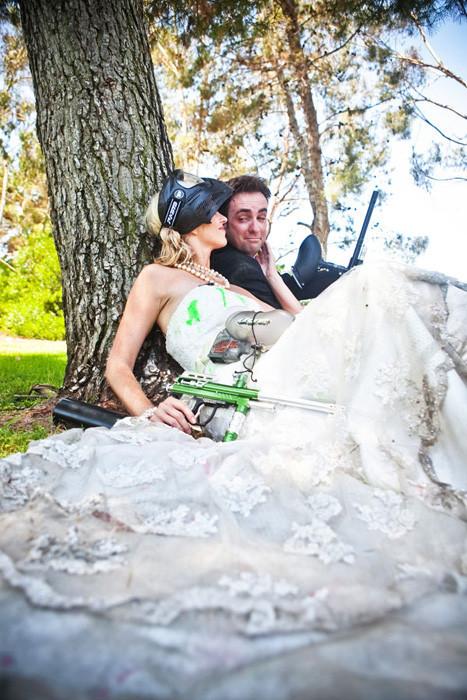 Trash the Dress: смерть свадебному платью!. Изображение № 11.
