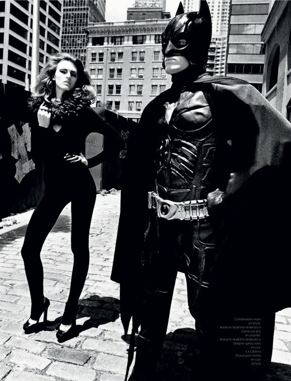 Супергерои в фотосъемках: 8 историй о тайне, подвигах и спасениях. Изображение № 4.