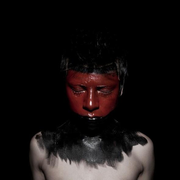 ANDY ALCALA: картины на лице. Изображение № 9.