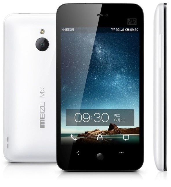 Meizu MX: китайский клон iPhone. Изображение № 1.