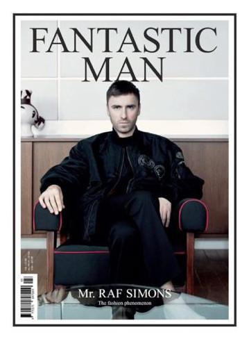 Обложки: Fantastic Man, LA Times и другие. Изображение № 3.