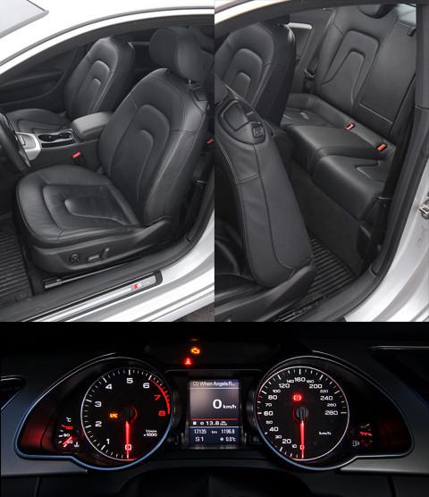 Audi A5. Кабриолет зимой. Изображение № 4.