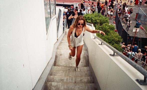 Большой выходной 2010. Музыкальный фестиваль в Окленде. Изображение № 8.