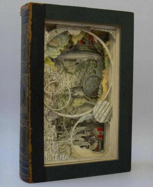 Книжные работы Alexander Korzer-Robinson. Изображение № 29.