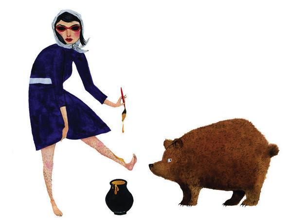 Иллюстрации Riikka Sormunen. Изображение № 2.