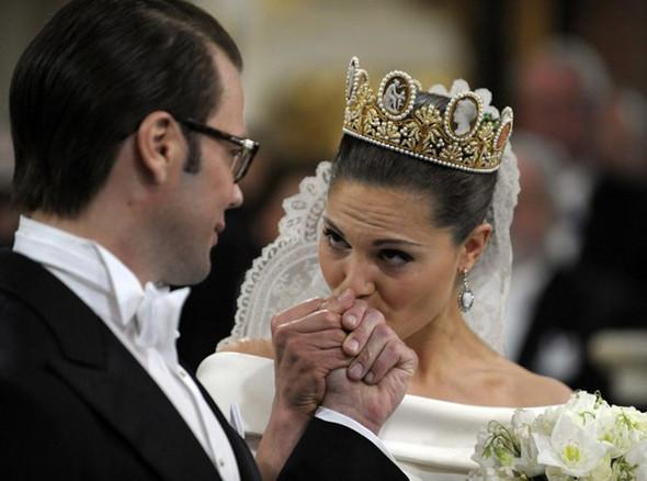 Свадьба шведской кронпринцессы Виктории. Изображение № 38.