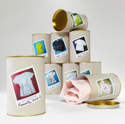 Изображение 8. Креативная упаковка в fashion-индустрии.. Изображение № 3.