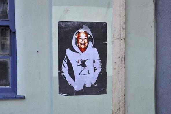 Изображение 10. Бристоль. Художественное граффити.. Изображение № 12.