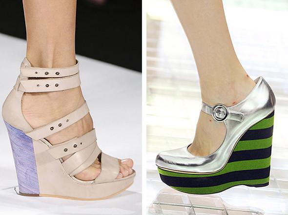 Walking in my shoes: 10 тенденций обуви весны-лета 2011. Изображение № 9.