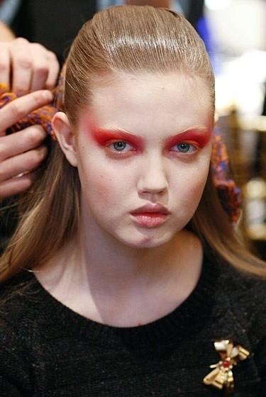 Изображение 15. Beauty looks на неделе моды в Нью-Йорке.. Изображение № 15.