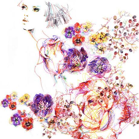 Иллюстрации Antoinette-Fleur. Изображение № 12.