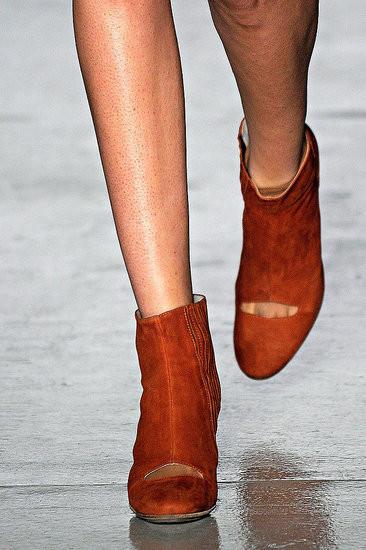 Изображение 8. Неделя моды в Нью-Йорке: обувь.. Изображение № 8.