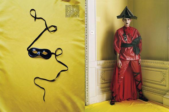 Изображение 38. Съёмки: i-D, Man About Town, Vogue и другие.. Изображение № 43.