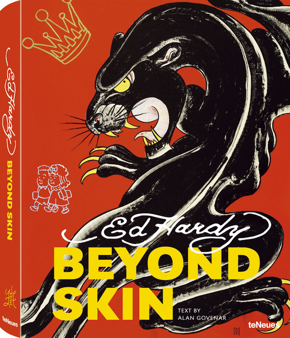 EdHardy «Beyond Skin». Изображение № 1.
