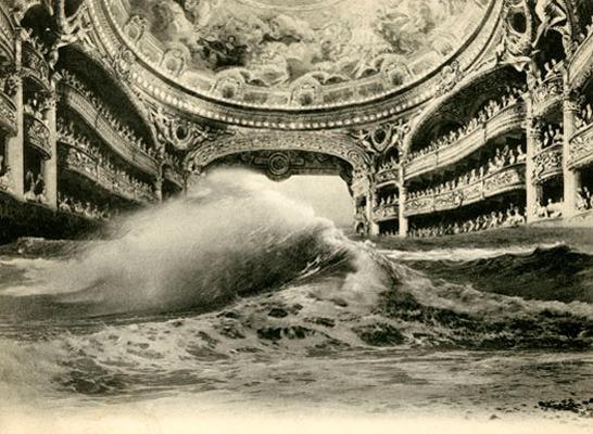 Накрыло волной: Наводнения и апокалипсисы Пабло Геновеса. Изображение № 6.
