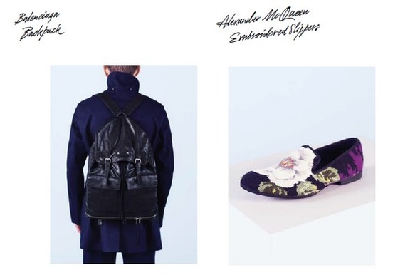Новые мужские лукбуки Louis Vuitton, Marc Jacobs и Fred Perry. Изображение № 18.