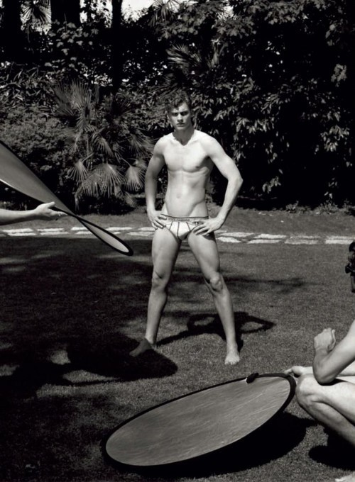 Фотокнига: Uomini - Dolce&Gabbana. Изображение № 10.