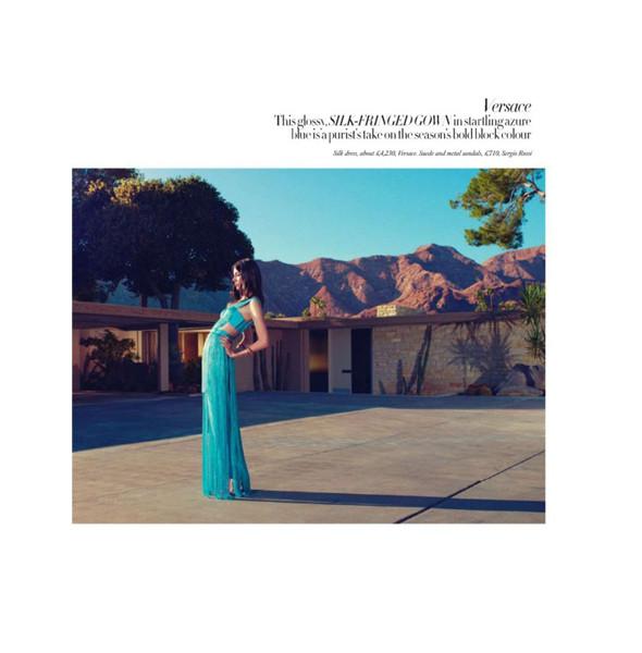 Изображение 4. Съемки: Harper's Bazaar, Metal, V и Vogue.. Изображение № 4.