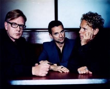 Depeche Mode сообщили трек-лист своего нового альбома. Изображение № 1.