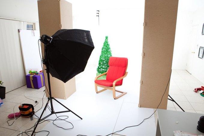 Компания Amazon запатентовала метод съёмки фотографий на белом фоне . Изображение № 1.