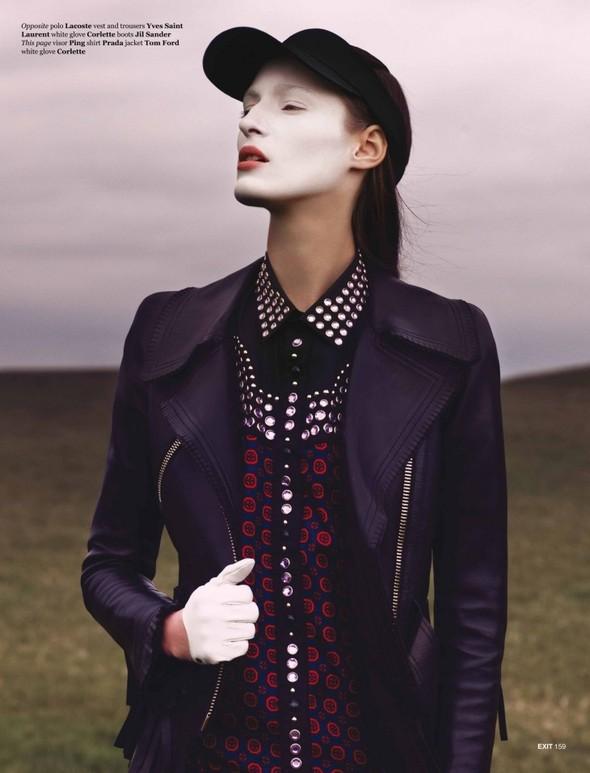 Новые съемки: Vogue, 25 Magazine, Exit. Изображение № 59.