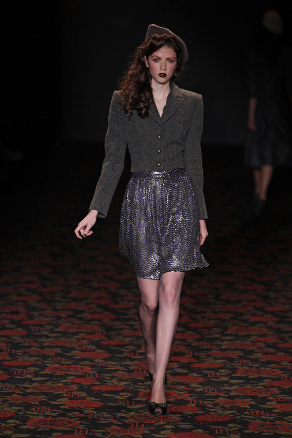 Berlin Fashion Week A/W 2012: Lena Hoschek. Изображение № 15.