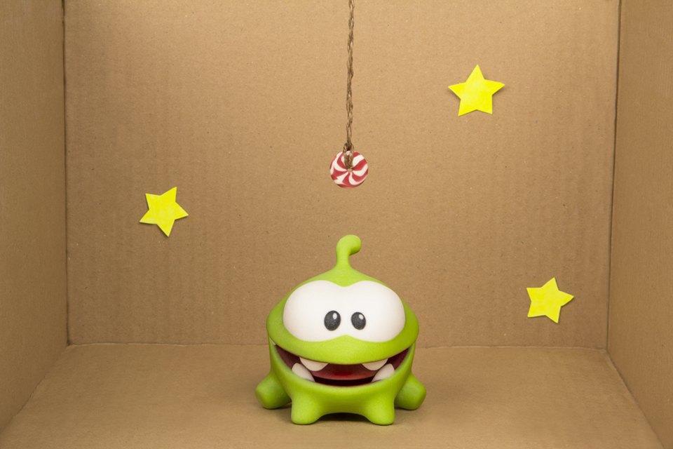 Как превратить виртуального персонажа в реальную игрушку. Изображение № 2.