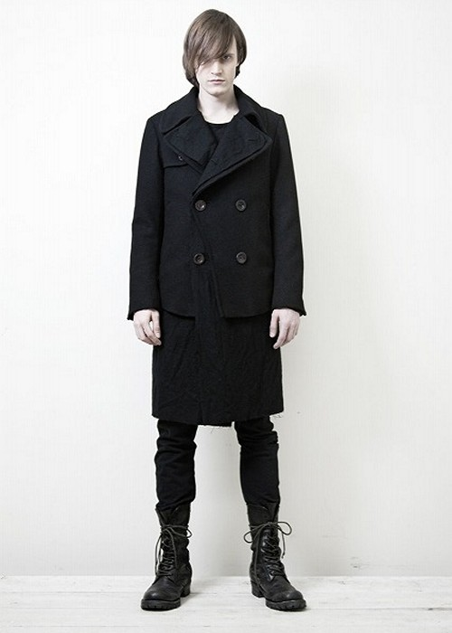 NUDE AW 2011 HOMME. Изображение № 24.