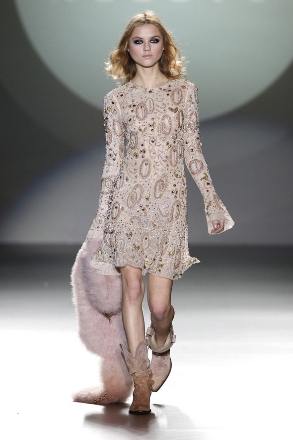 Madrid Fashion Week A/W 2012: Teresa Helbig. Изображение № 29.