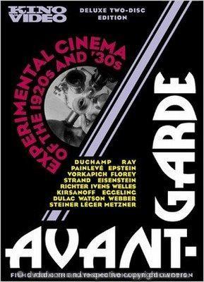 Авангард: Экспериментальное кино 1920 -1930гг. Изображение № 1.