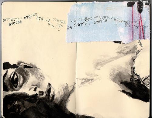Мексиканская художница ERIKA KUHN. Изображение № 6.