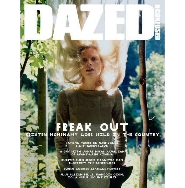 10 новых обложек: Dazed & Confused, Harper's Bazaar, GQ. Изображение № 1.