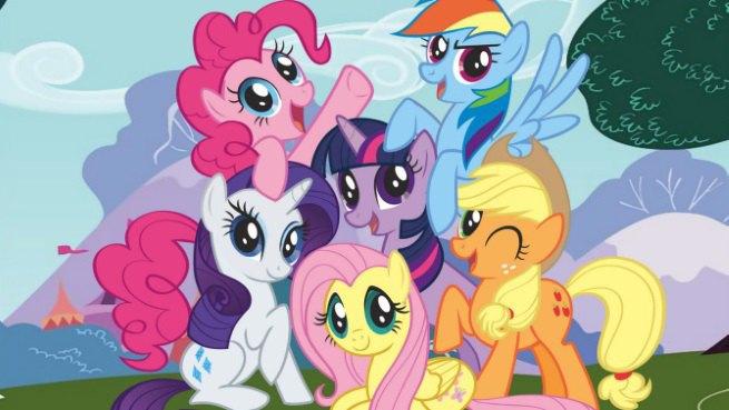 Про My Little Pony снимут полнометражный фильм. Изображение № 1.