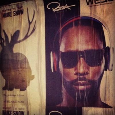 Рэппер RZA и его коллекция. Изображение № 1.