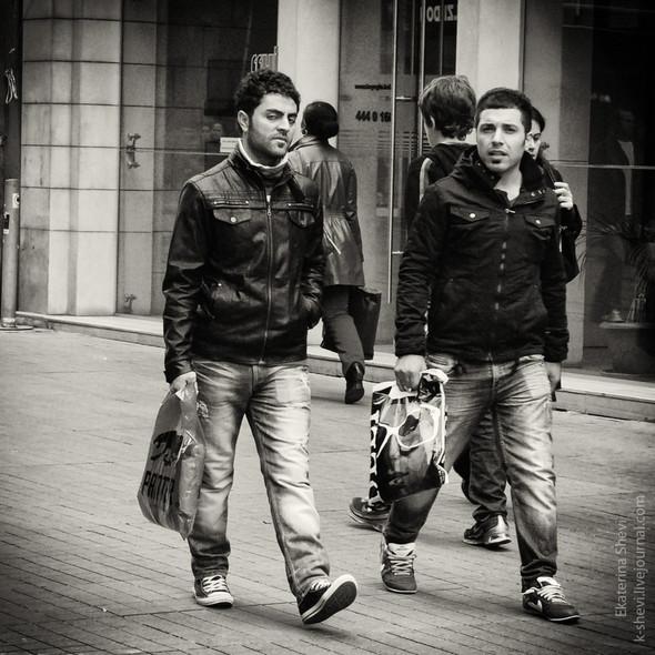 Стамбул-город мужчин. Изображение № 8.