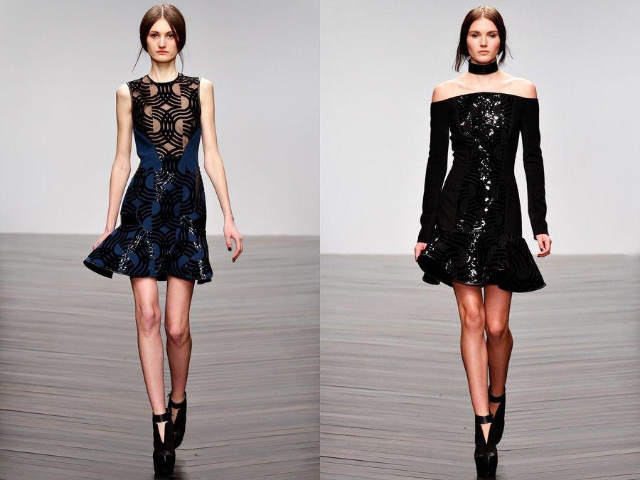 Неделя моды в Лондоне:  Дни 2 и 3. Изображение № 3.