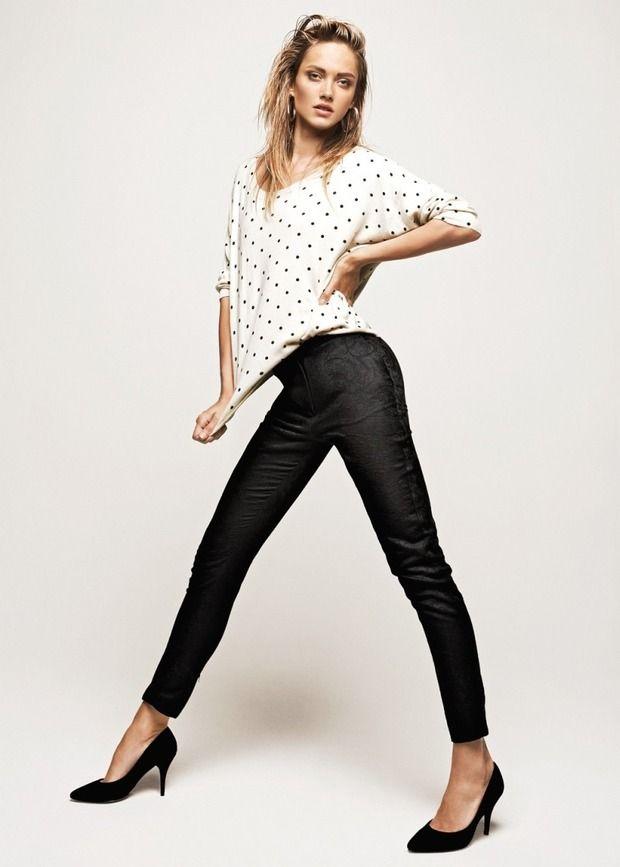 Вышли новые лукбуки Zara, Free People, Mango и других марок. Изображение № 50.