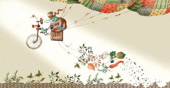 Иллюстратор Holly Clifton-Brown. Изображение № 13.