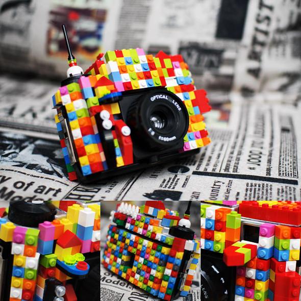 Подборка креативных фотоаппаратов и не только. Изображение № 3.