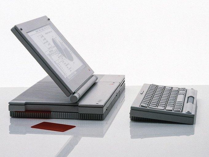 Опубликованы новые концепты футуристических устройств Apple 1982 года . Изображение № 7.