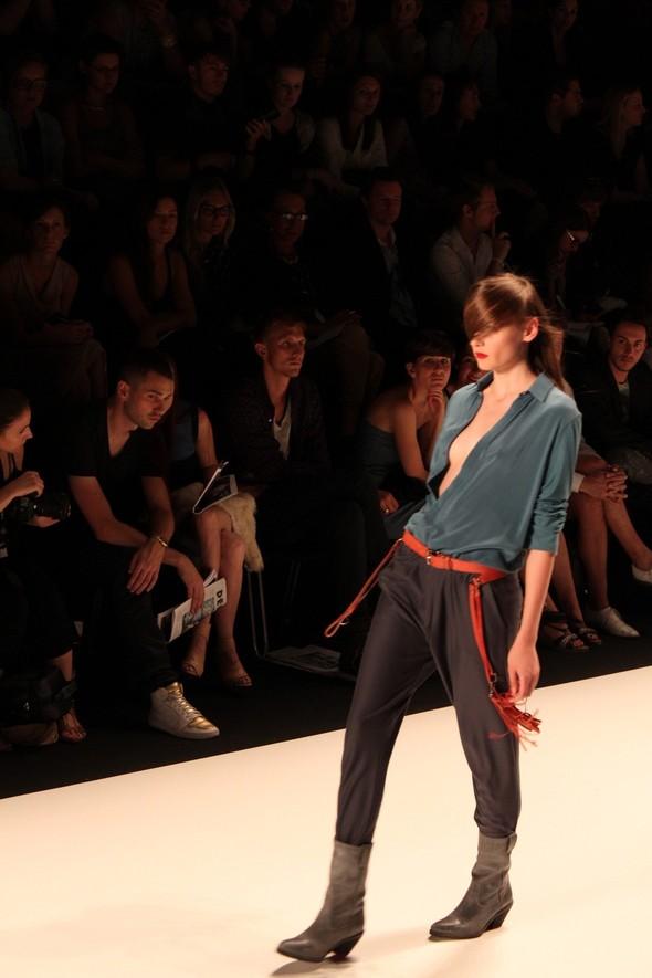 Показ A.F.Vandevorst на Неделе моды в Берлине. Изображение № 26.