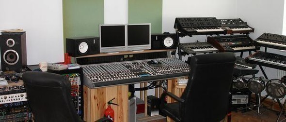 Музыкальная кухня Emperor Machine. Изображение № 16.