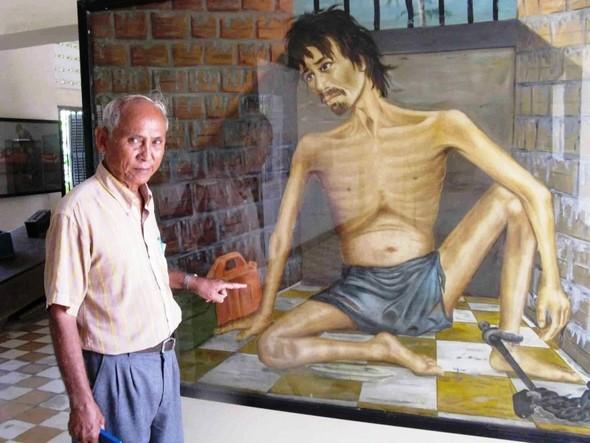 Кхмерский художник Vann Nath. Изображение № 25.