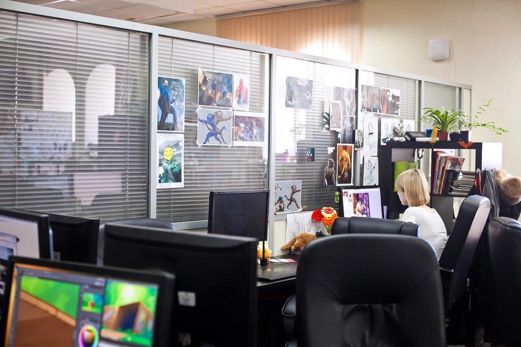 Рабочее место: NARR8, студия интерактивных сериалов. Изображение № 24.