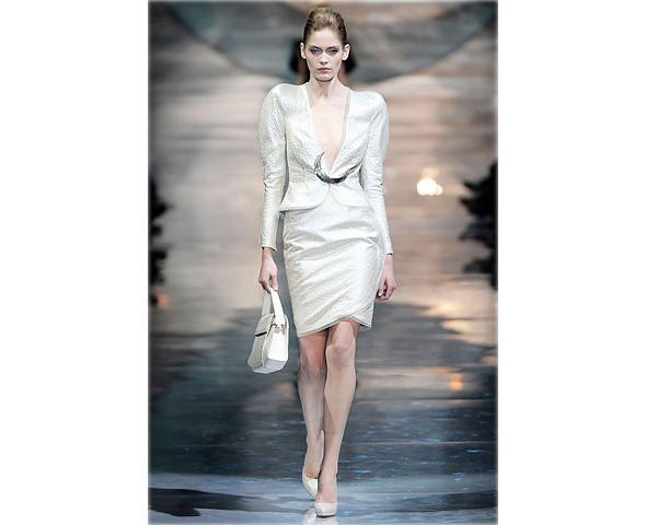 Неделя моды в Париже: Haute Couture. Изображение № 3.