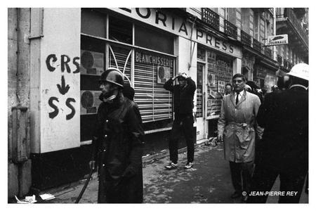 Jean-Pierre Reyвзгляд намай '68. Изображение № 21.