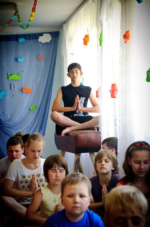 Волонтеры «Трансаэро» подарили детям еще одно сказочное путешествие. Изображение № 3.