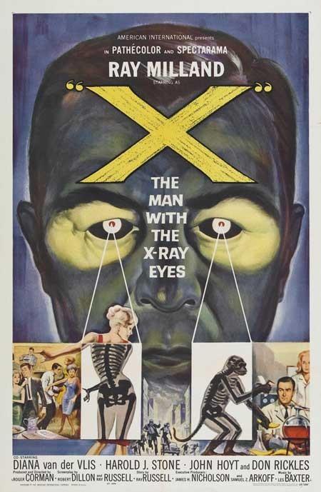 Афиши фильмов ужасов. Изображение № 79.