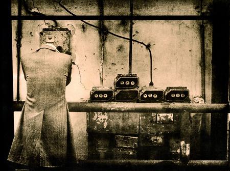 Бёрёц Балаж – фотограф автопортретист. Изображение № 3.