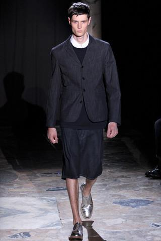 Неделя мужской моды в Париже: День 4. Изображение № 2.